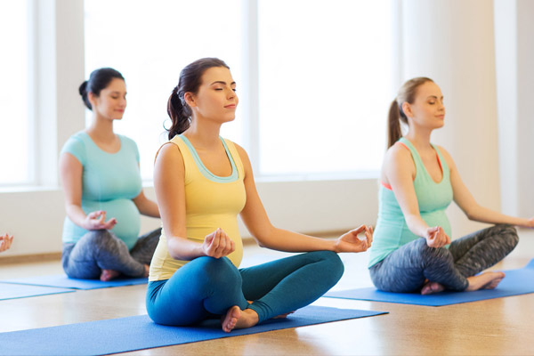 Йога практика на университет