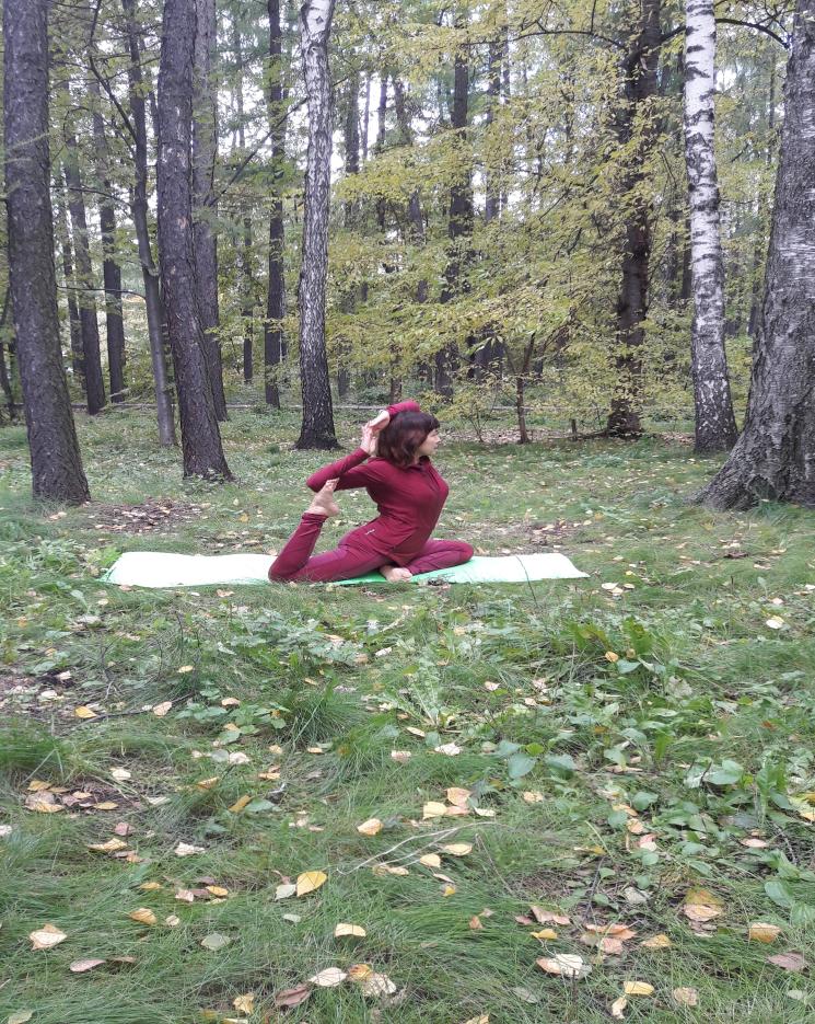 Йога упражнения для позвоночника при грыже поясничного отдела